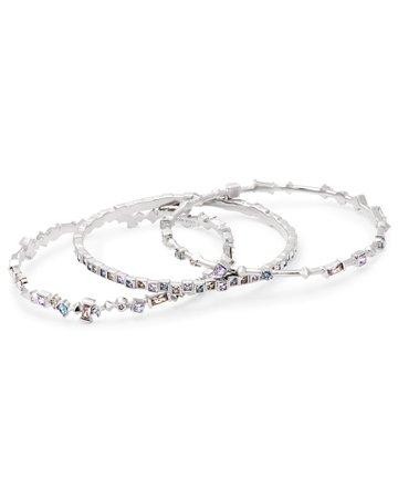 silver bracelets set - Recherche Google