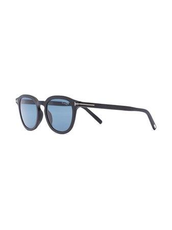 TOM FORD Eyewear round-frame sunglasses - FARFETCH