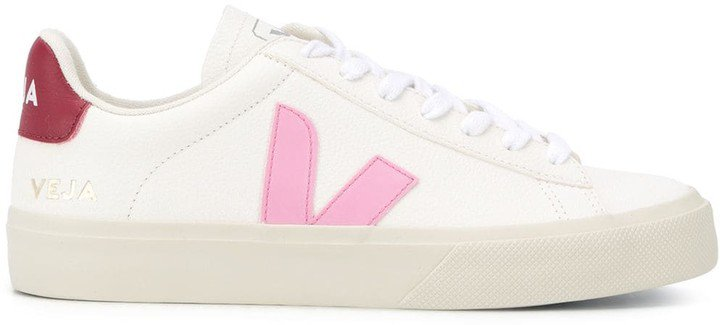 Lowtop Lace-Up Sneakers