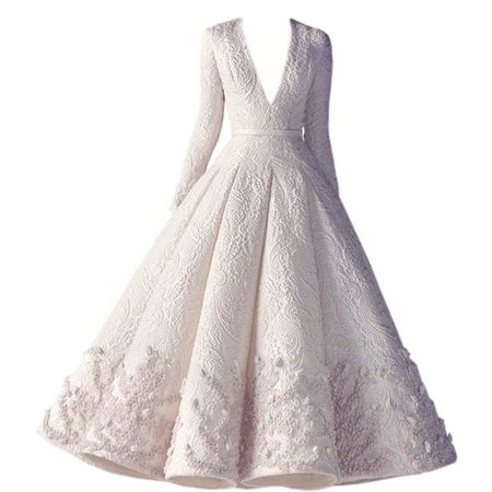 Wedding Dress Cutout