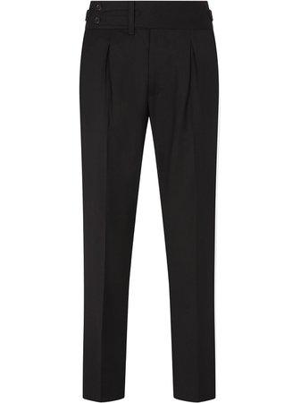 Dolce & Gabbana pleat detail tailored trousers - FARFETCH