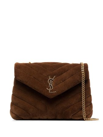 Saint Laurent Small Loulou Shoulder Bag - Farfetch