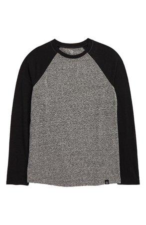 Raglan Sleeve Cotton Blend T-Shirt | Nordstrom
