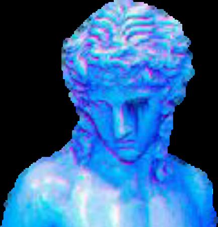 58-584510_art-vaporwave-lofi-sculpture-angel-blue-aesthetic-png.png 1,018×1,059 pixels