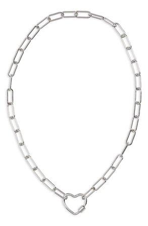 BP. Heart Pendant Necklace | Nordstrom