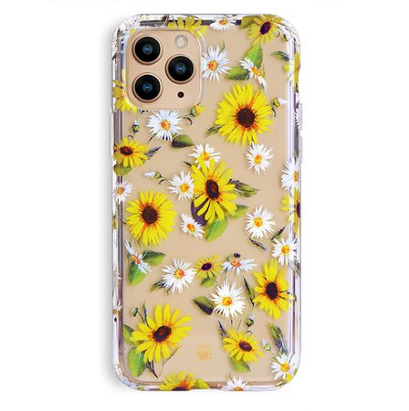 iphone sunflower case - Google Search