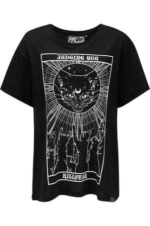 Judgement Relaxed Top [B] | KILLSTAR - US Store