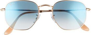 Ray-Ban 51mm Gradient Aviator Sunglasses | Nordstrom