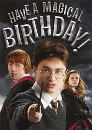 happy birthday to harry potter - Google Search