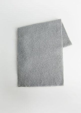 Wool scarf - Women | Mango USA