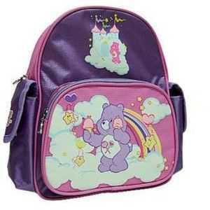 Vintage Care Bear Backpack