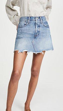 Madewell Frisco Denim Skirt | SHOPBOP