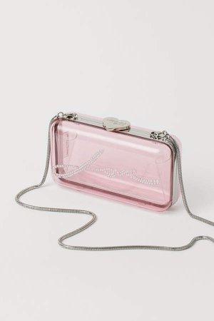 Clutch Bag - Pink
