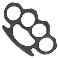 black brass knuckles - Google Search