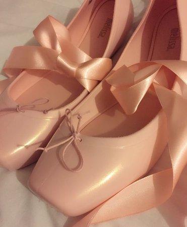 pink ballet aesthetic