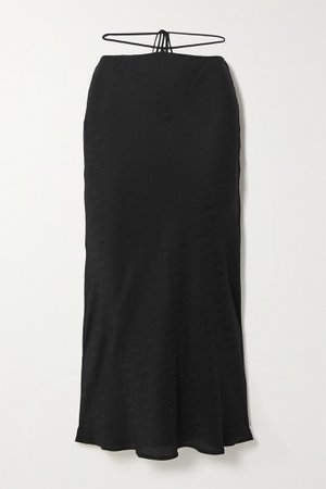 reformation eden skirt