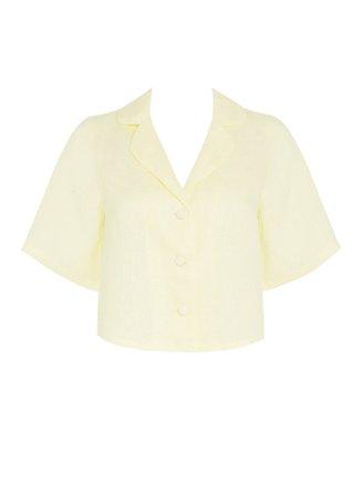 Chaumont Linen Shirt by Faithfull The Brand | Moda Operandi
