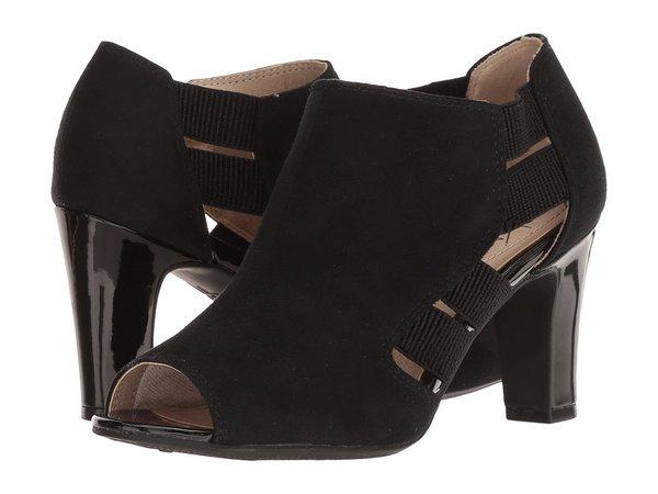 LifeStride - Cadenza (Black) Women's Dress Sandals