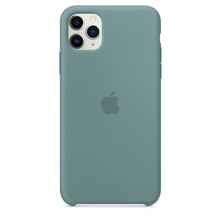 iPhone11 Pro Max Silicone Case - Cactus - Apple