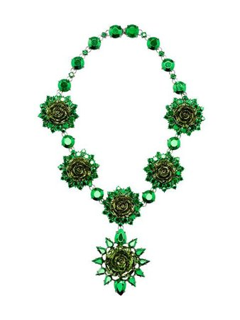 Prada Prada Rose Jewels necklace