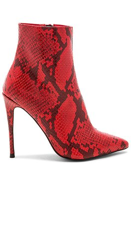 by the way. Amber Bootie in Red | REVOLVE