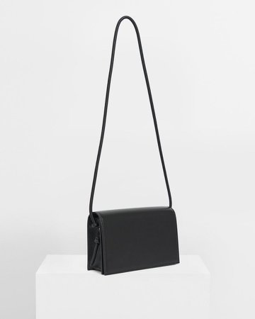 Crossbody Bag in Leather