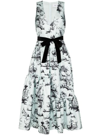Erdem, Mimosa Midi Dress