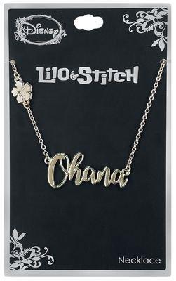 Ohana   Lilo & Stitch Necklace   EMP