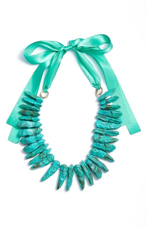 Knotty Statement Collar Necklace | Nordstrom