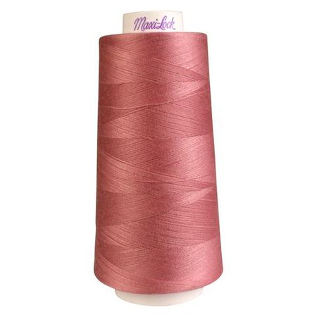 mauve pink sewing thread spool png filler