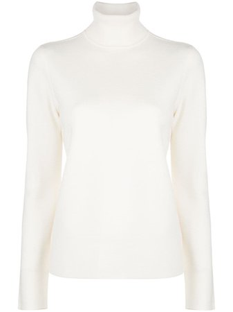 Shop white Aztech Mountain Matterhorn turtle neck jumper with Express Delivery - Farfetch