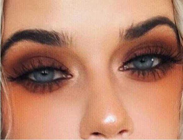 darkish makeup
