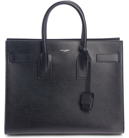 Saint Laurent Small Sac de Jour Grained Leather Tote | Nordstrom