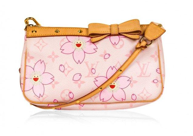 Louis Vuitton Pochette Cherry Blossom