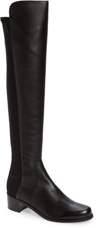 'Reserve' Over the Knee Boot