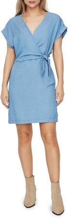 Lisa Faux Wrap Dress