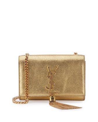 gold bag ysl