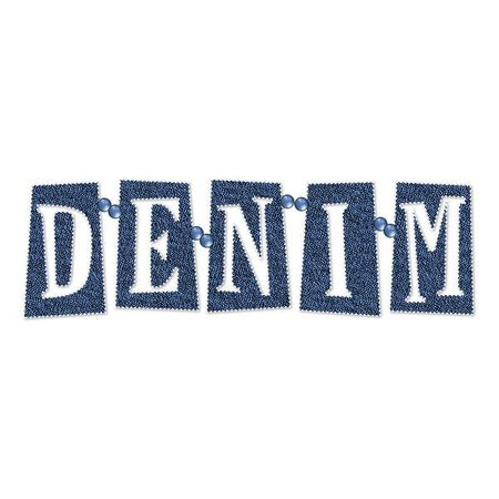 denim on denim text - Google Search