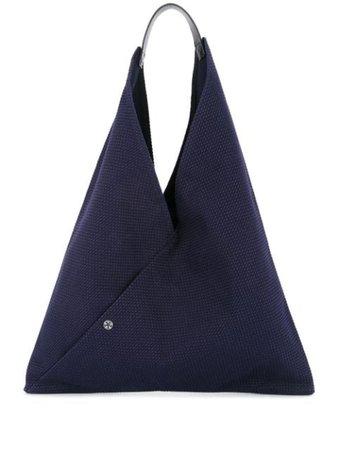 Blue Cabas N39 Triangle Tote | Farfetch.com