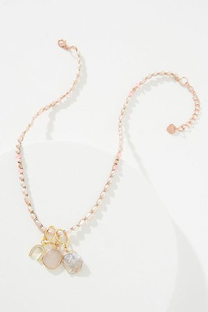 Cleo Charm Necklace | Anthropologie