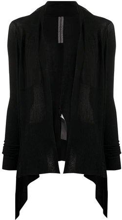 open front lightweight cardi-coat