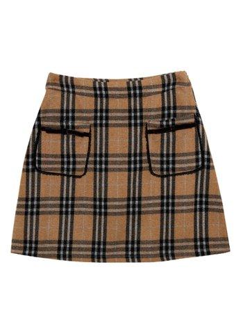 台形ポケットスカート(スカート/ミニスカート)|BUBBLES(バブルス)の通販|ファッションウォーカー