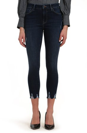 Supersoft Ankle Skinny Jeans