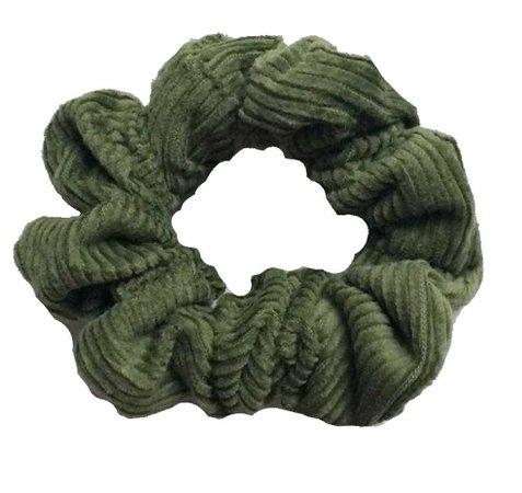 upcycled scrunchie