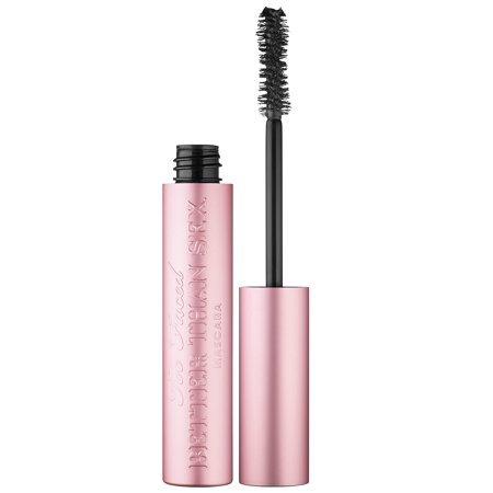 Too Faced - ($25 Value)Too Faced Better Than Sex Mascara, Black, 0.27 Oz - Walma pinkrt.com