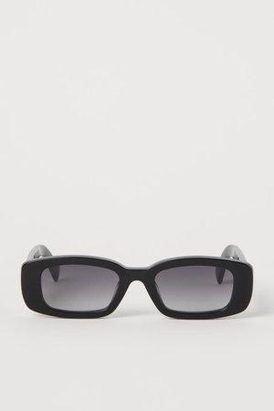 Sunglasses - Black - | H&M