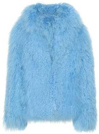 Saks Potts Exclusive to Mytheresa – Heart fur jacket