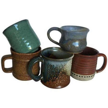 cups + mugs png pottery filler