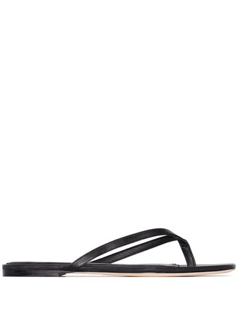 Studio Amelia Flat flip-flop Sandals - Farfetch
