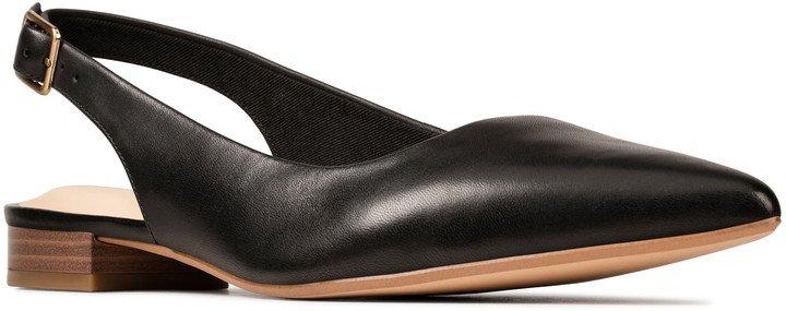 Laina Slingback Pointy Toe Flat